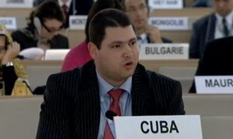 Cuba defiende en Naciones Unidas respeto a la libre orientación sexual