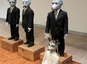 Esculturas grotescas Jane Alexander