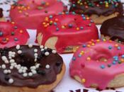 Donuts horneados rosquillas (con polvo Royal)