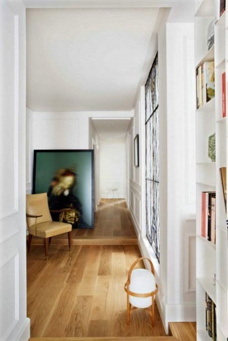 Iconos del dise o escandinavo en una casa en san sebasti n for Diseno de interiores san sebastian