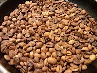 Preparar café en grano