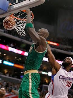 Clippers 85-94 Celtics