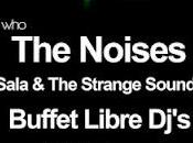noises presentación festival electropop pamplona, (madrid, marzo).