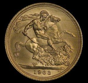 El Soberano: la moneda de oro preferida de la Reina de Inglaterra