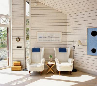 Interiores de madera paperblog for Tejados interiores de madera