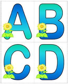 Pictures moldes letras cursiva para imprimir abecedario pictures ...