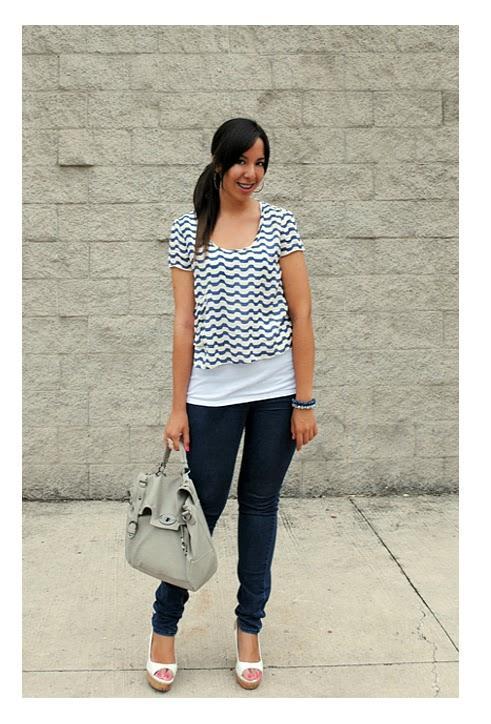 La moda: 2012. Las rayas, tips.