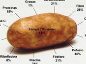 Patatas, Polifenoles, Alzheimer Parkinson