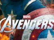 "seis nuevos posters ""The Avengers"""