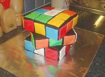 Inventa otro cubo de Rubik