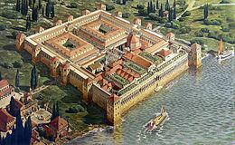 Split, el capricho del Emperador
