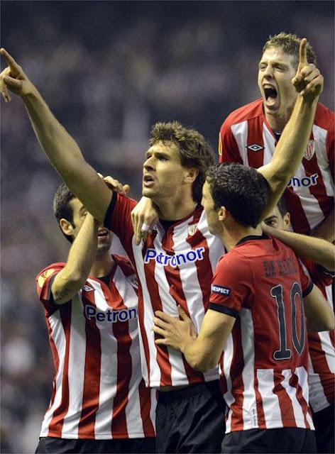 El Athletic asombra a Europa