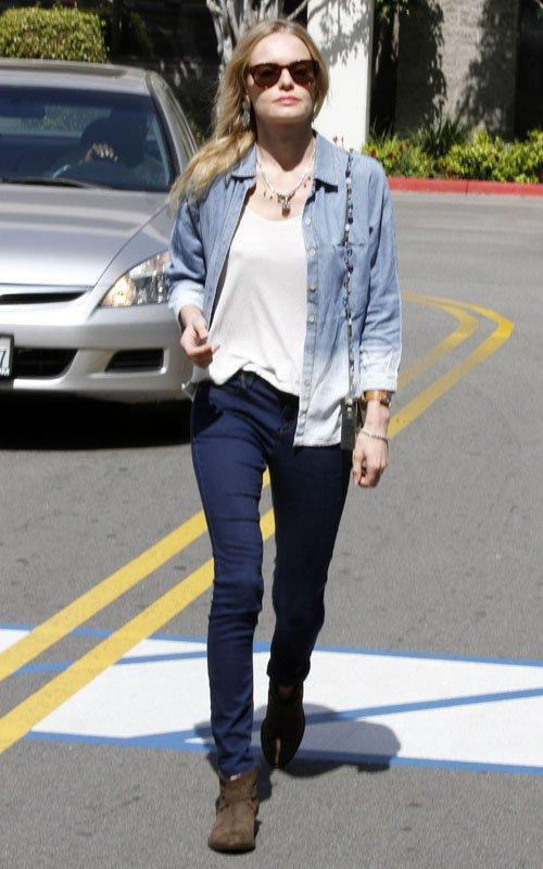 Look del día: Kate Bosworth