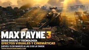 [Consolas]-Max Paine 3:Video sobre Efectos Visuales y Cinemáticas
