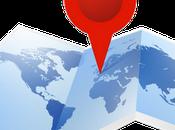 Geolocalización aplicada Blogger canales sociales
