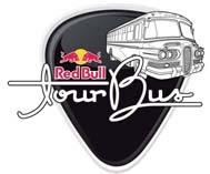 RED BULL TOUR BUS 2012 SE PONE EN MARCHA