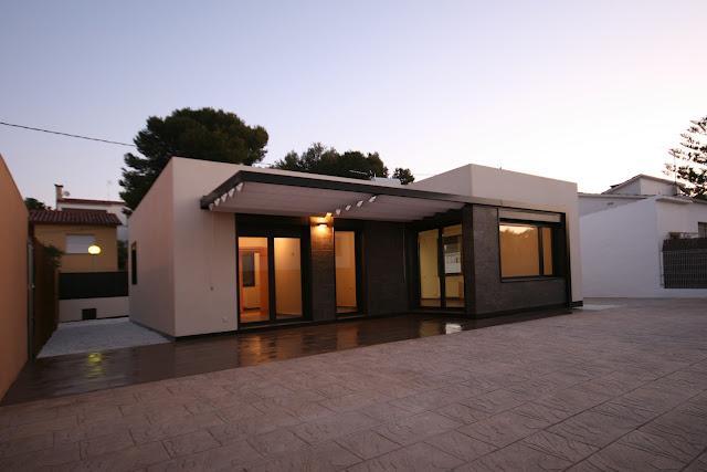 Casas modulares blochouse modelo 1 paperblog - Modelos de casas modulares ...
