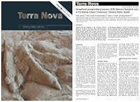 Estudio sobre las huellas de dinosaurio de Costalomo