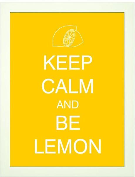 The Lemon Pear: Sorteo