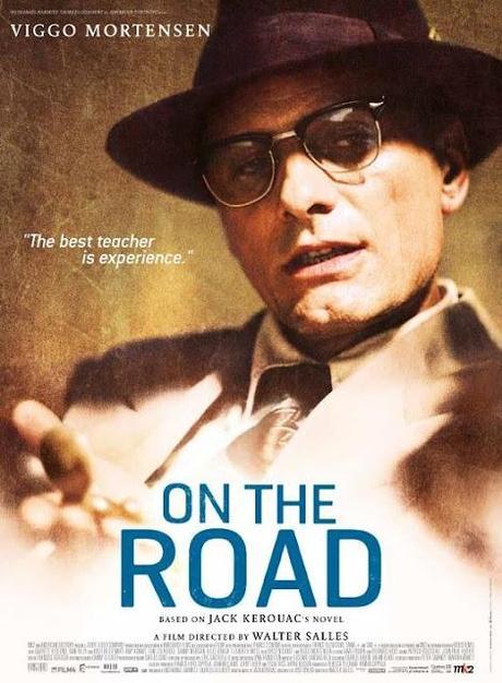 Primer póster de On The Road con Viggo Mortensen