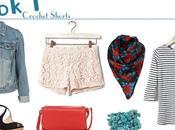 Wear Crochet Shorts