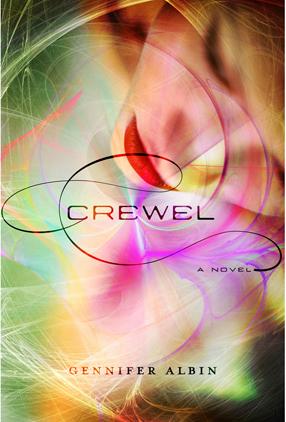 Portada y sinopsis de Crewel de Gennifer Albin