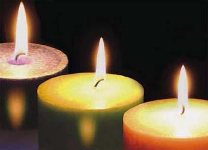 Cómo encender una vela a distancia