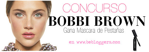 Ganadora de Concurso Bobbi Brown