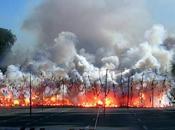 Valencia está arde…