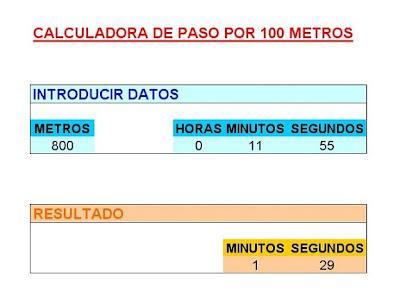 Calculadora de paso por 100 metros para nadadores paperblog for Calculadora pasi