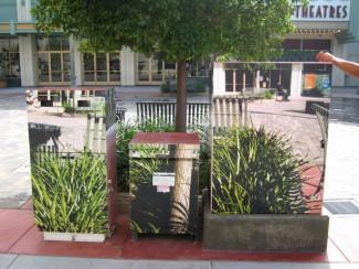 Trucos visuales en intervenciones de jardiner a y for Trucos jardineria