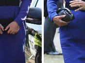 Duquesa Cambridge hereda ropa madre