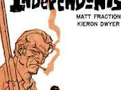 "Alex Charge-Los escritores ""Avengers X-Men"":Matt Fraction"