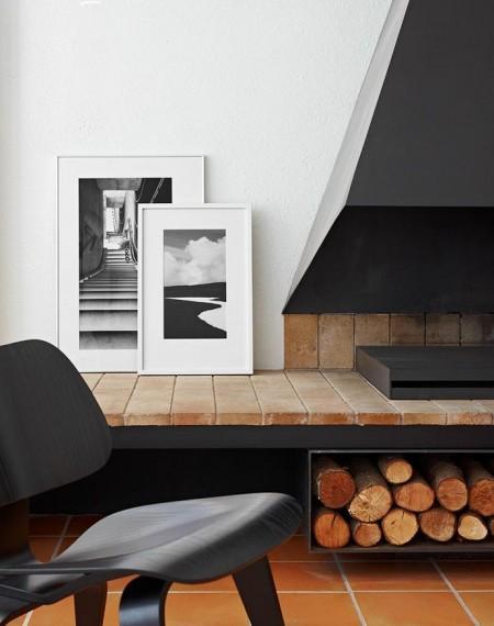 Minimalismo en una casa en cadaqu s paperblog for Minimalismo moderno