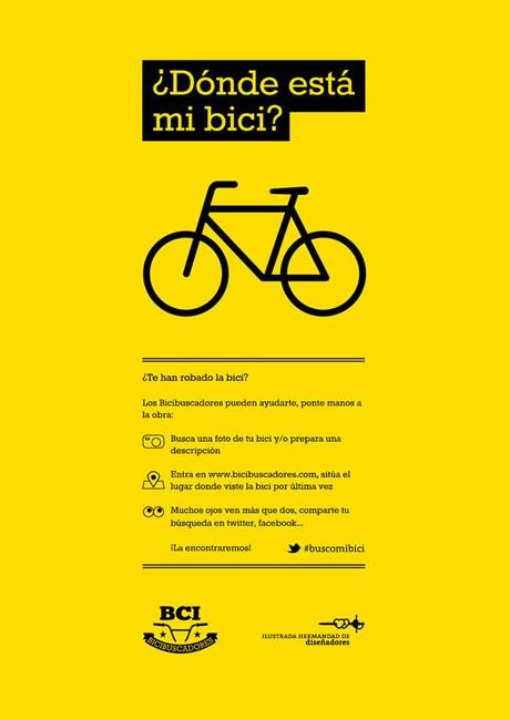 Bicibuscadores :: denuncia tu bici robada