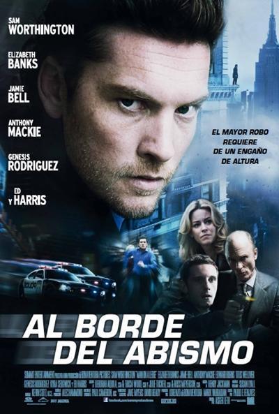 Reseñas cine: Al borde del abismo (estreno 23 marzo)