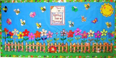 Ideas Para Crear Murales De Primavera Paperblog