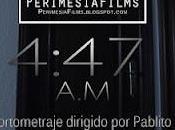 """Cortometraje """"4:47 Pablito More"""