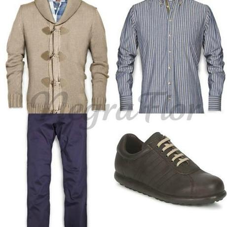 Moda casual para hombre