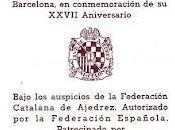 Torneo Internacional Ajedrez Femenino Encuentro París-Barcelona 1949