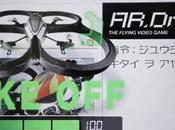 Drone, pone volar banner