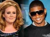 cantante Usher reconoce celos Adele