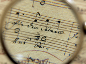 descubre partitura Mozart