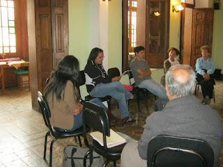 Grito de Mujer 2012 Vs. Poetry Slam Guatemala