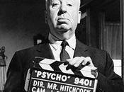Alfred Hitchcock Making Psycho. Repartazo