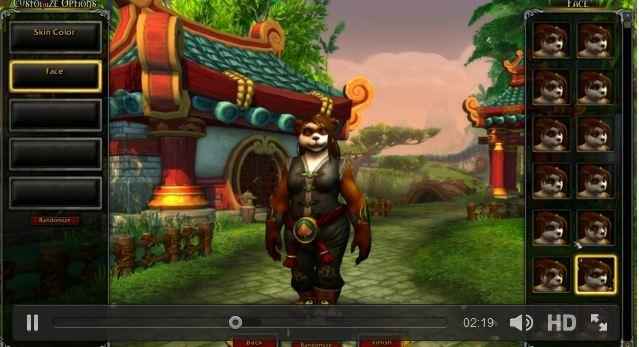Ya anunciada la Beta de World of Warcraft Mists of Pandaria.