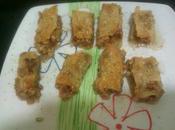 Receta baklava nueces fácil imposible