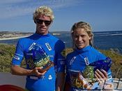 John Florence Courtney Conlogue campeones Telstra Drug Aware 2012