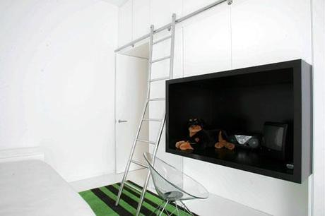 Dormitorios A-cero infantiles & juveniles