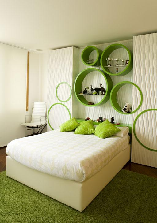 Dormitorios a cero infantiles juveniles paperblog for Estudiar interiorismo